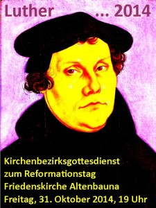Reformationstag 2014