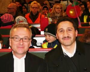 Pfarrer und Imam1