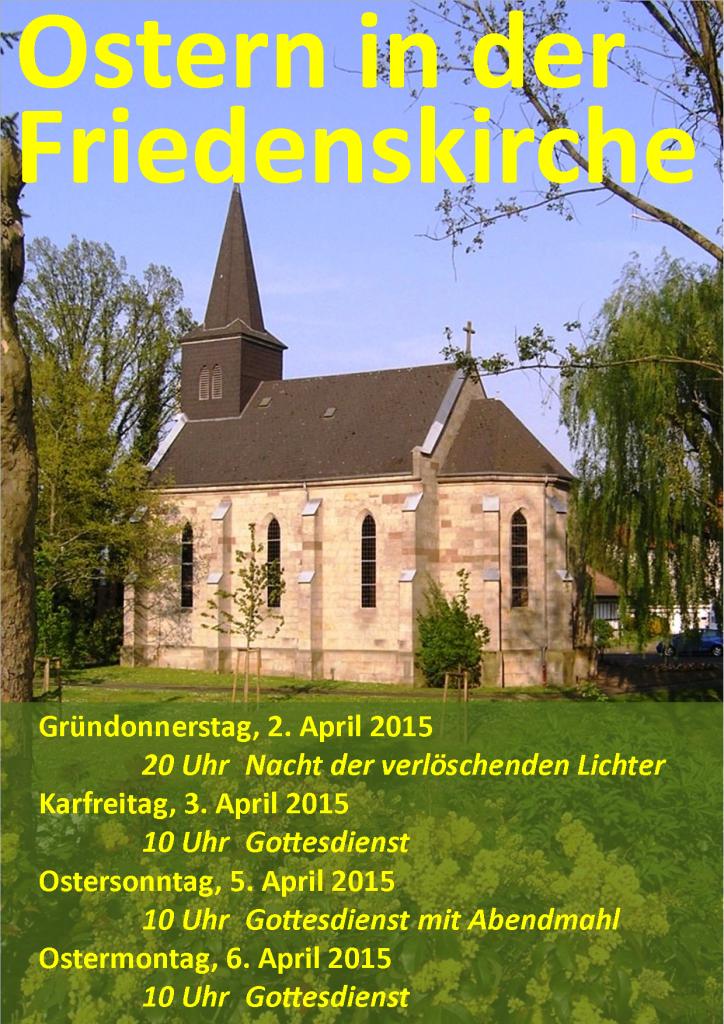 BN, Ostern 2015 (DIN A4-Plakat)